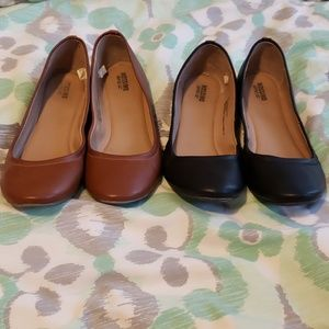Mossimo Supply Co. Flats (2 for 1 deal!)